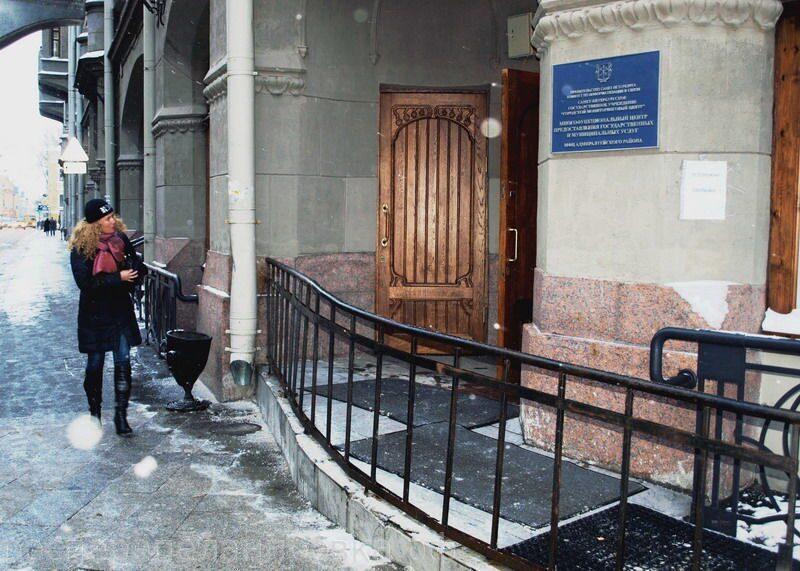 МФЦ всех районов СПб - адрес на карте, телефон, часы